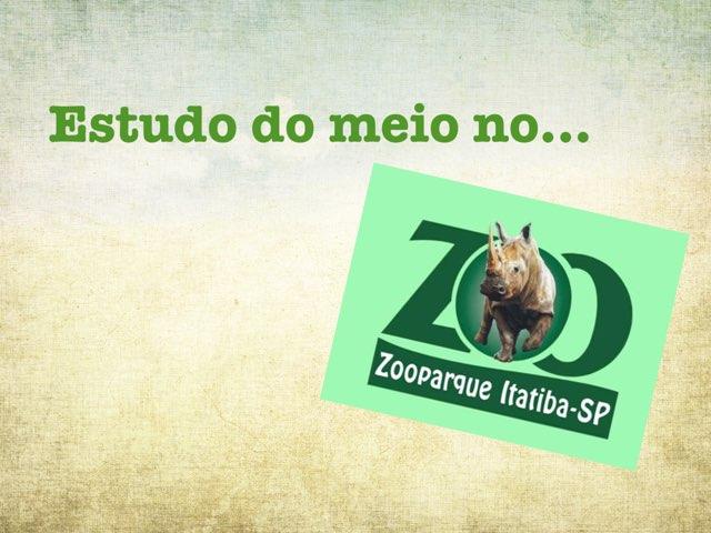Estudo do meio... Zooparque  by Tenile Duarte