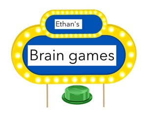 Ethan's Game by Adam Howard