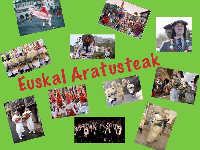 Euskal Aratusteak by Almu Molina