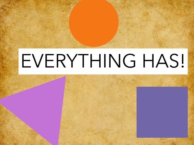 Everything Has... by Caren Rothstein