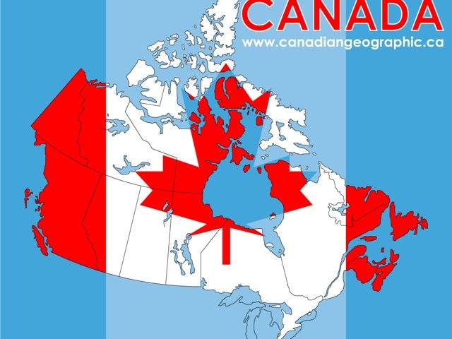 Exploring Canada  by Nada Alalawi