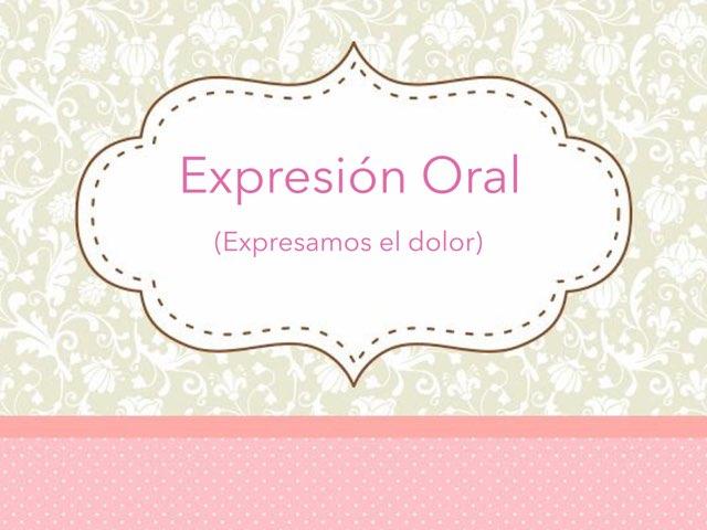 Expresamos El Dolor by Zoila Masaveu