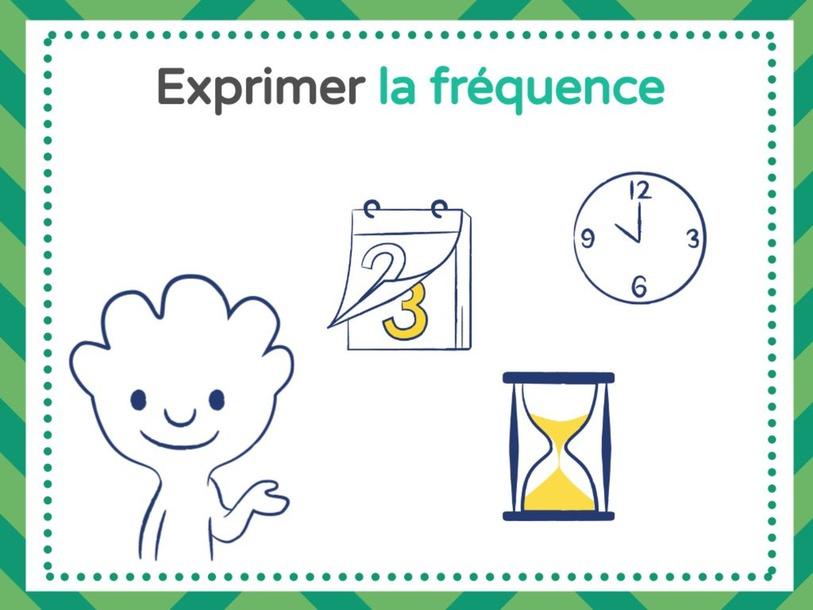Exprimer la fréquence by Yvett Forrester