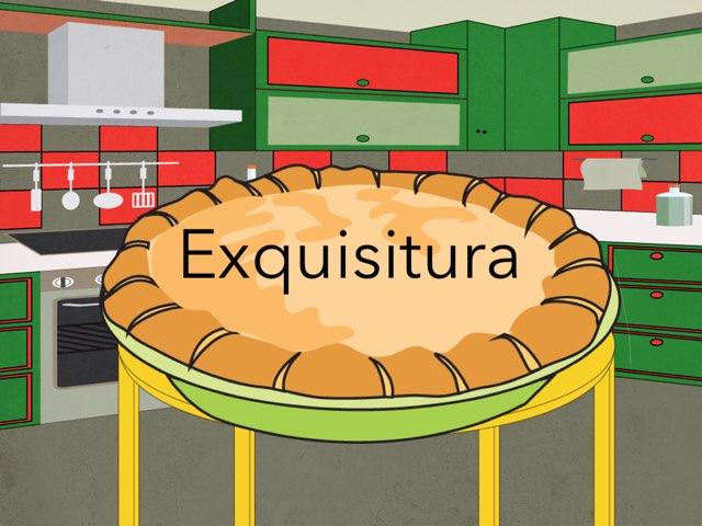 Exquisitura: Pay de manzana by Joshua Ortiz Zuluaga