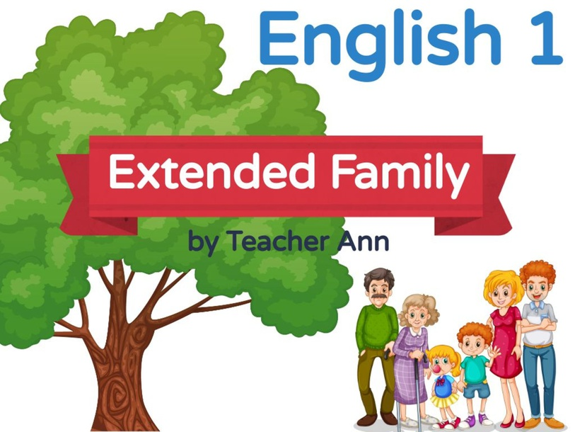 Extended Family by Lea Ann
