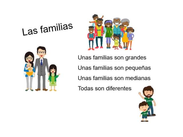 Las familias by Allison Shuda
