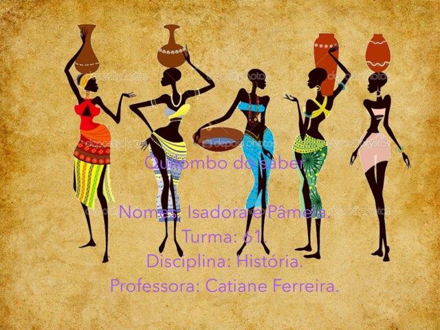 Isadora e Pâmela  by Rede Caminho do Saber