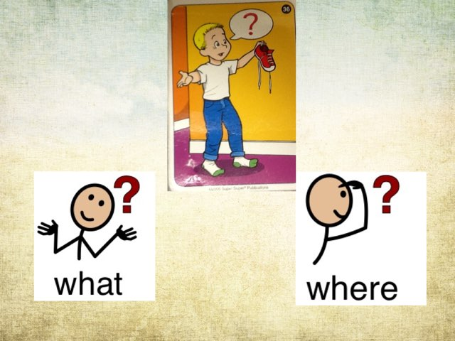 What? Or Where? by Federica Carulli