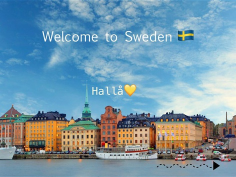 Project English 🇸🇪 By Fatimah by Fatimah Saeed
