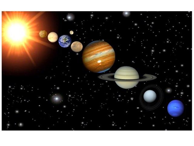 Planeten by Lien Ampe