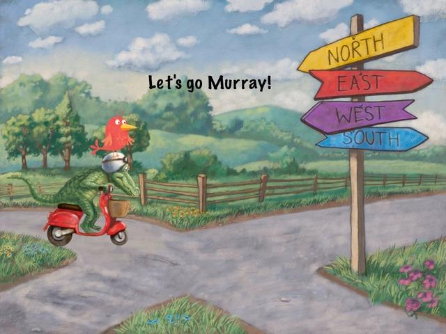 Let's Go Murray by Idah Rahman