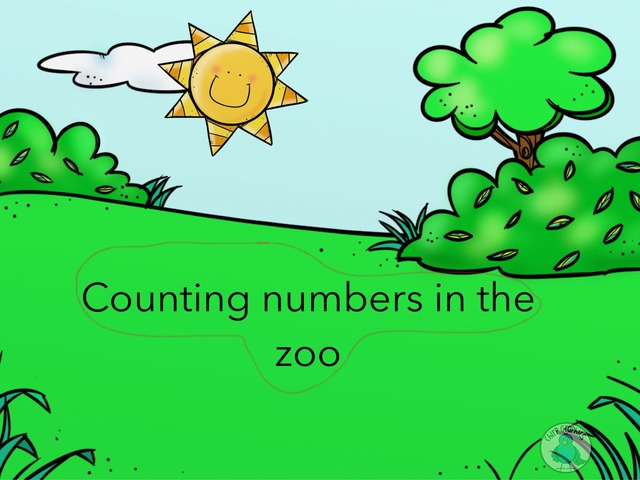 Counting Numbers In The Zoo by Noura Alkuwari