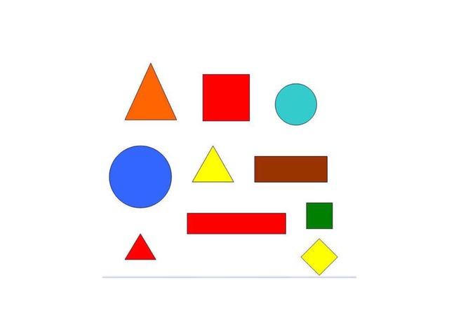 الأشكال  by TinyTap creator