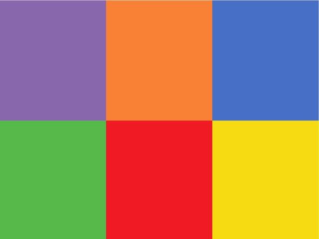 تعرف على الألوان  by areej Slman