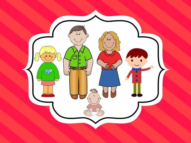 My Family by Lamia Ghareeb