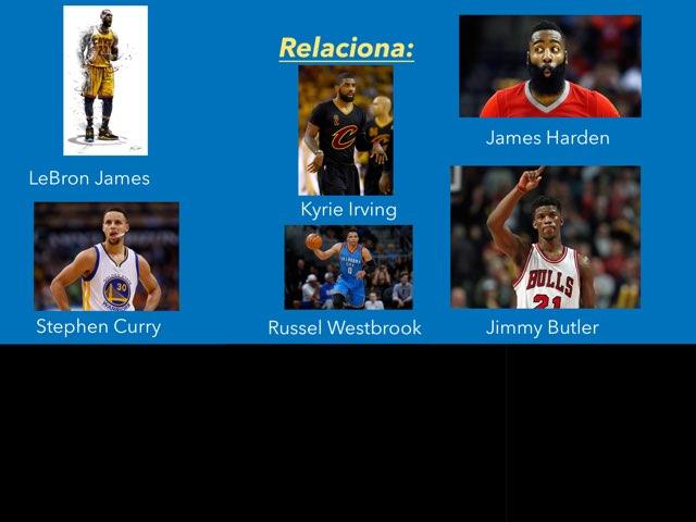 NBA PLaYeRs by Arnau Álvarez Guerra