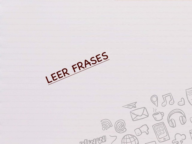 Leer Frases by Zoila Masaveu