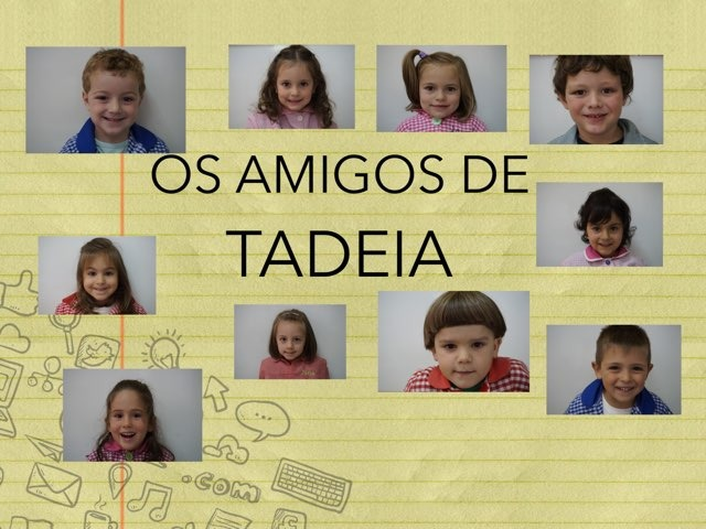 Tadeia compañeros by David Pazos Lago