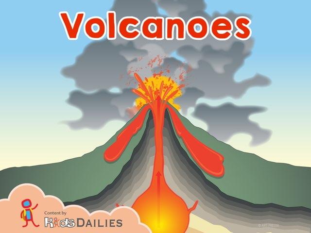 Volcanoes by Kids Dailies