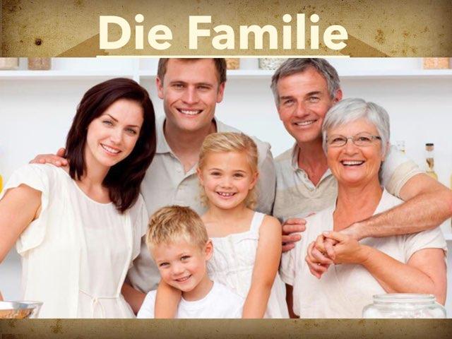 Die Familie  by Tanja Wingert