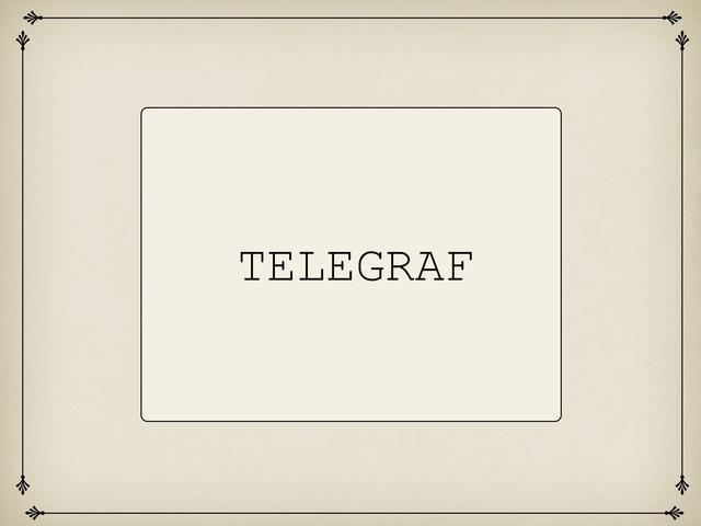 Telegraf (obrada) by natasa delac