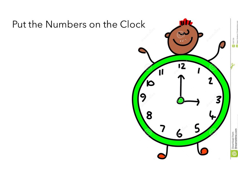Clock Time by Charlotte Mitchell