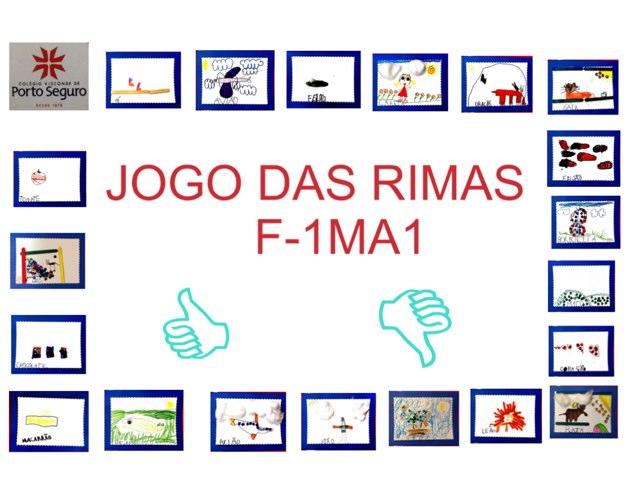 F-1MA1 - JOGO DAS RIMAS by TecEduc Porto