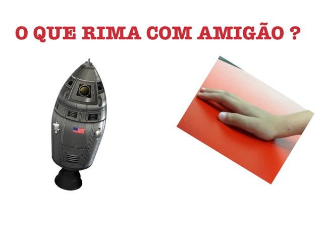 F-1MA3 - O QUE RIMA COM? by TecEduc Porto