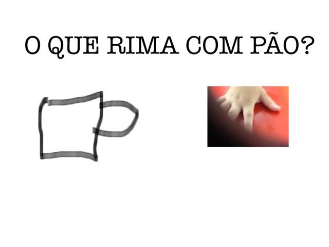F-1MA3 - O QUE RIMA? by TecEduc Porto