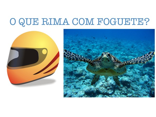 F-1MA4 - JOGO DAS RIMAS by TecEduc Porto