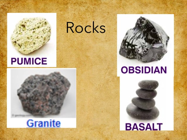 Igneous Rocks by Frances Chapin