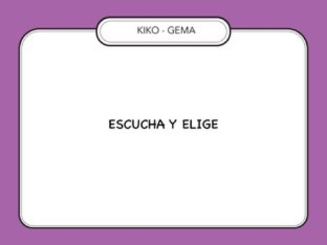 Escucha Y Elige by Zoila Masaveu