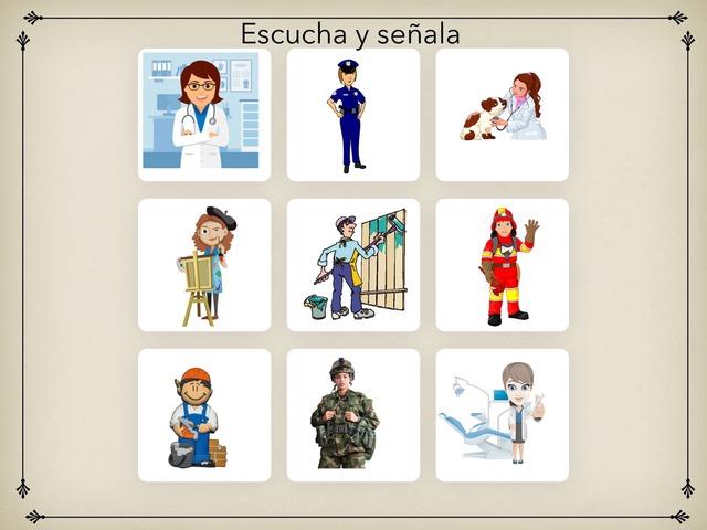 Profesiones Y Oficios by Elsa CrMz