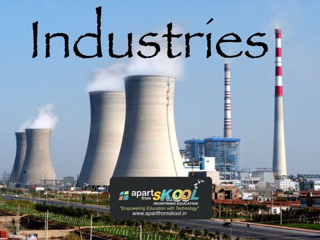Industries by TinyTap creator