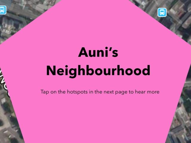 Auni 's Neighbourhood  by Moses Sia