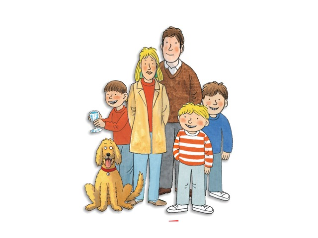 Kipper And Family by Bethany Pugh
