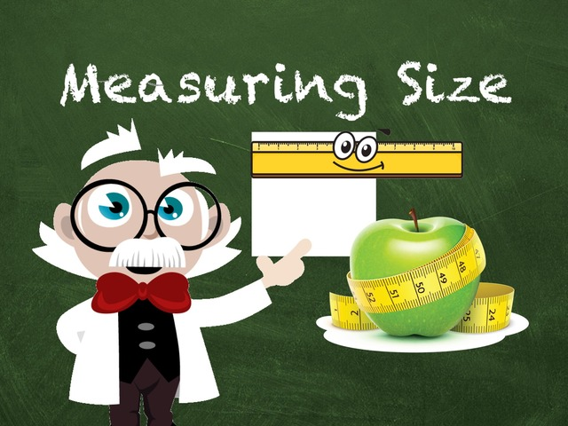 Measuring Size by Ellen Weber