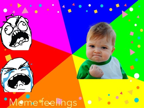 Meme Feelings by Gena Flournoy