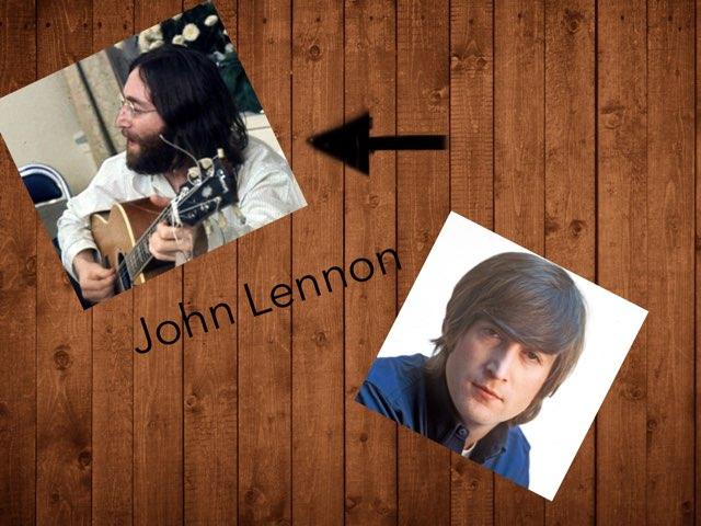 John Lennon by Isabelle Guay