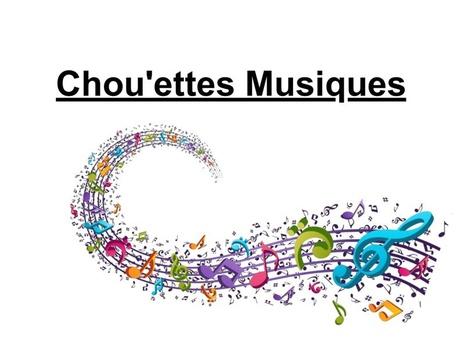 Chou'ettes Musiques by Valerie Escalpade