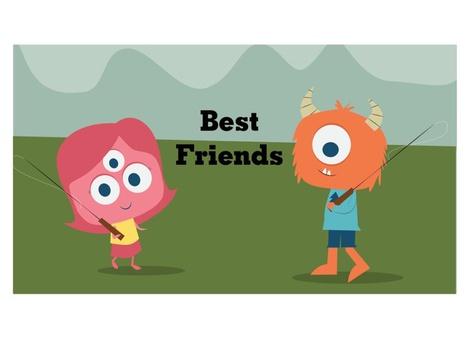 Best Friends EBook by Miss Humblebee