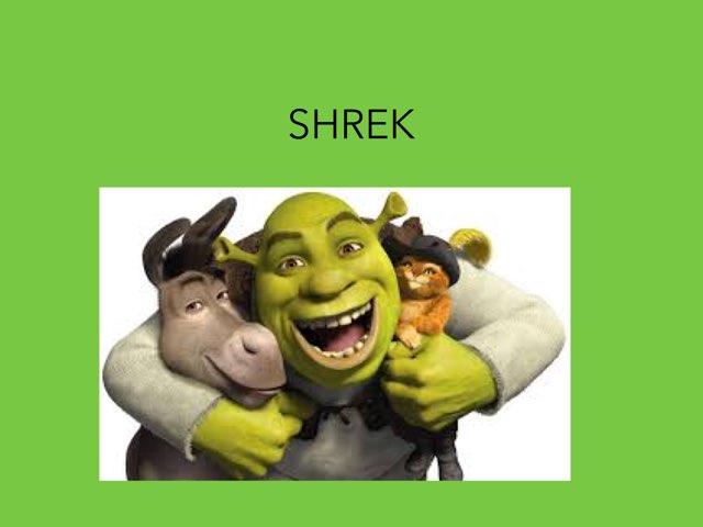 Shrek Flip Book by Jeannine quirk