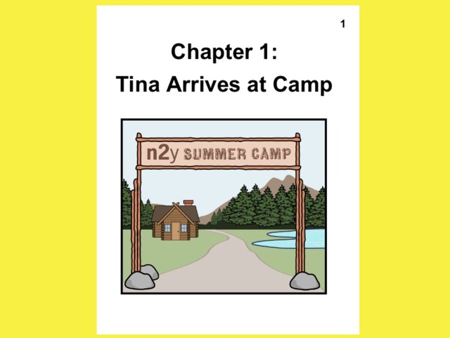 Unique Summer Unit: Chapter 1 by Tanya Folmsbee