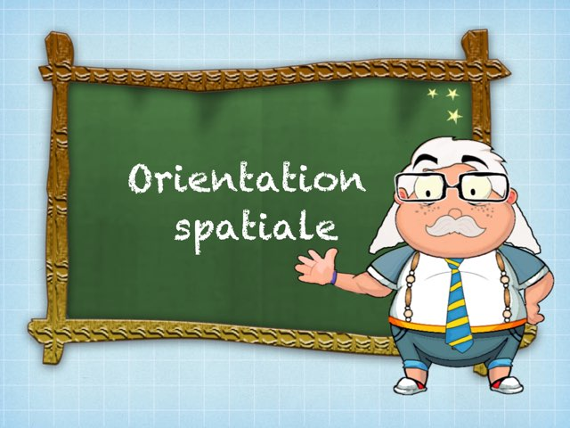 Orientation Spatiale by Marie-Claude Cantin