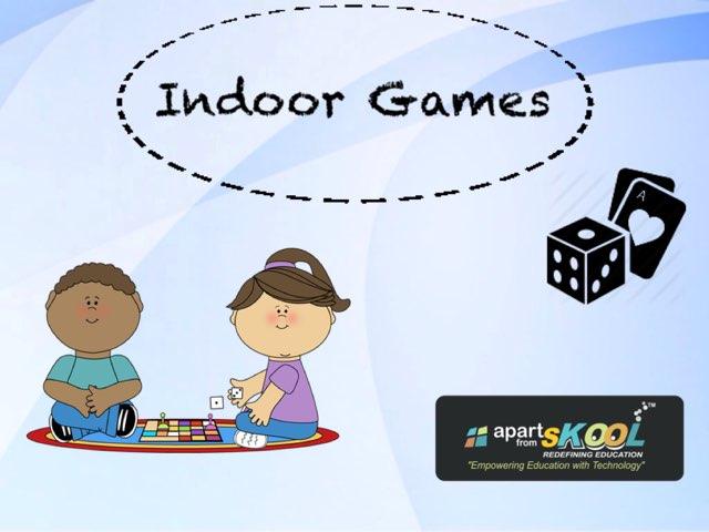 Indoor Games  by TinyTap creator