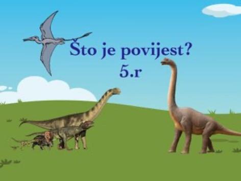 Što je povijest?  by Sonja Perković