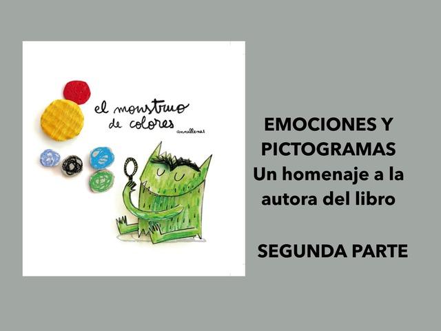 Emociones Con El Monstruo De Los Colores(2) by Francisca Sánchez Martínez