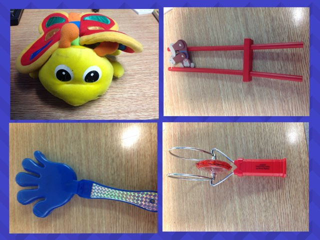 Choose A Toy 3 by Deb Romsdahl