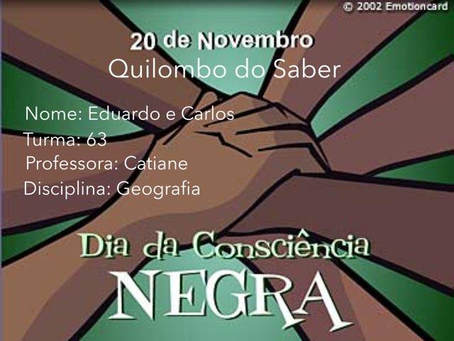 Eduardo E Carlos  by Rede Caminho do Saber