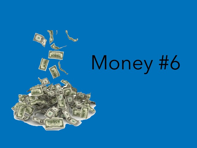 Money #6 by Carol Smith